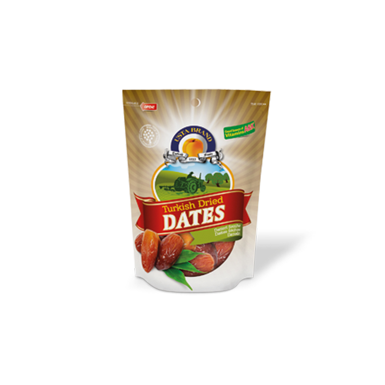 Diced Dried Fruits Doypack 500 g - Usta Food Industry Agricultural